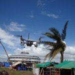 La red social de los drones humanitarios: un escuadrón mundial de robots que salvan vidas